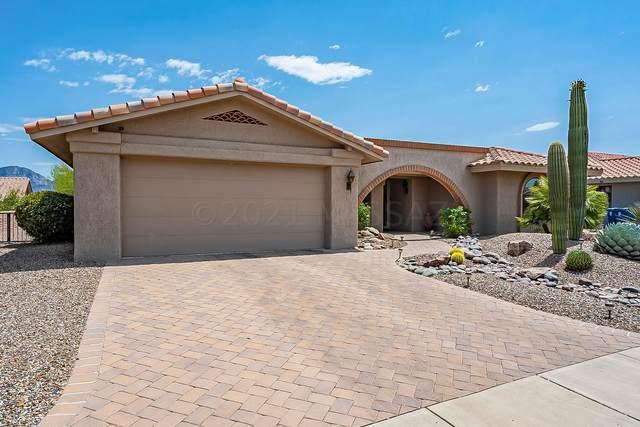 1114 E Boulder Pass, Oro Valley, AZ 85755 (#22115806) :: Tucson Property Executives