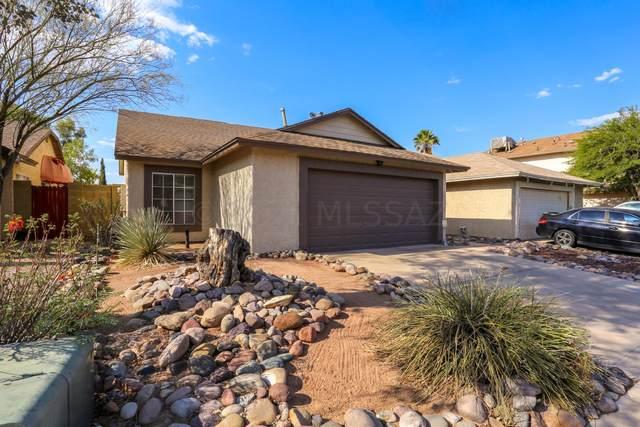 3056 W Placita De La Roseta, Tucson, AZ 85746 (#22115810) :: Kino Abrams brokered by Tierra Antigua Realty