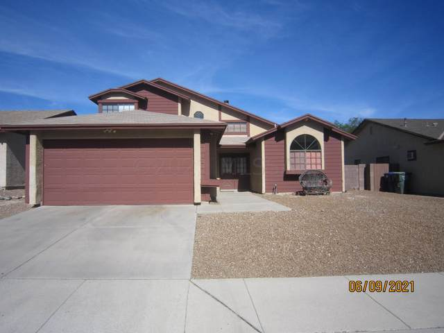 426 S Pemberton Avenue, Tucson, AZ 85748 (#22115812) :: Long Realty Company