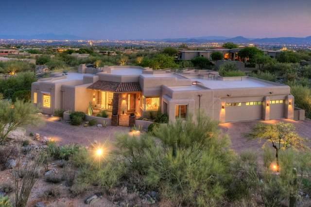 7539 N Whisper Canyon Place, Tucson, AZ 85718 (#22115818) :: Kino Abrams brokered by Tierra Antigua Realty