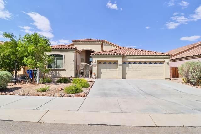 7775 E Jack Oak Road, Tucson, AZ 85756 (#22115821) :: Gateway Partners International