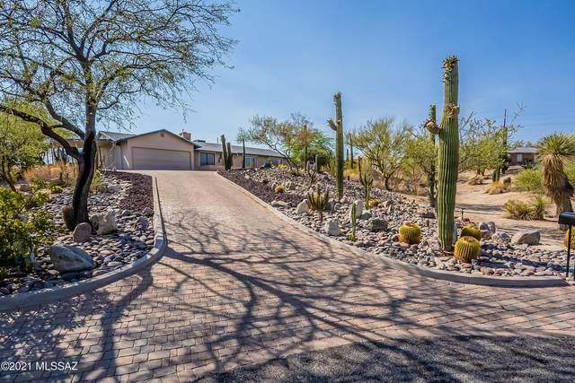 1720 W Placita Caracol, Oro Valley, AZ 85737 (#22115822) :: Gateway Partners International