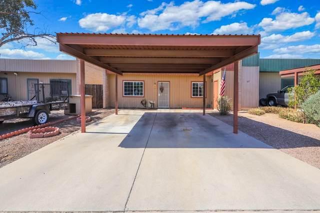 1653 W Calle Del Rey, Tucson, AZ 85713 (#22115829) :: Kino Abrams brokered by Tierra Antigua Realty
