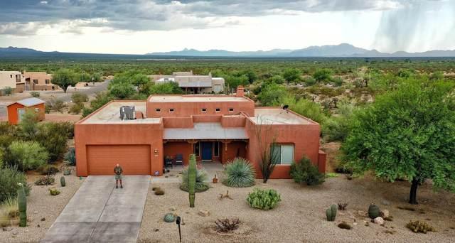 4152 S Tarantula Hawk Place, Tucson, AZ 85735 (#22115830) :: Kino Abrams brokered by Tierra Antigua Realty