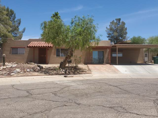 7320 N Iron Bell Place, Tucson, AZ 85741 (#22115834) :: Kino Abrams brokered by Tierra Antigua Realty