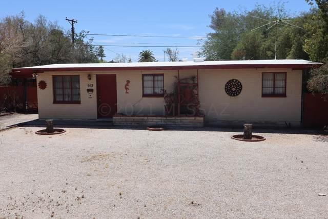 912 S Eli Drive, Tucson, AZ 85710 (#22115839) :: Kino Abrams brokered by Tierra Antigua Realty