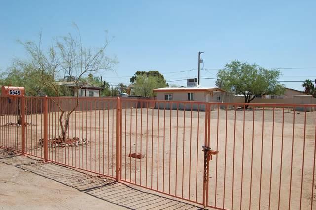 6649 S Craycroft Road, Tucson, AZ 85756 (#22115841) :: Tucson Real Estate Group