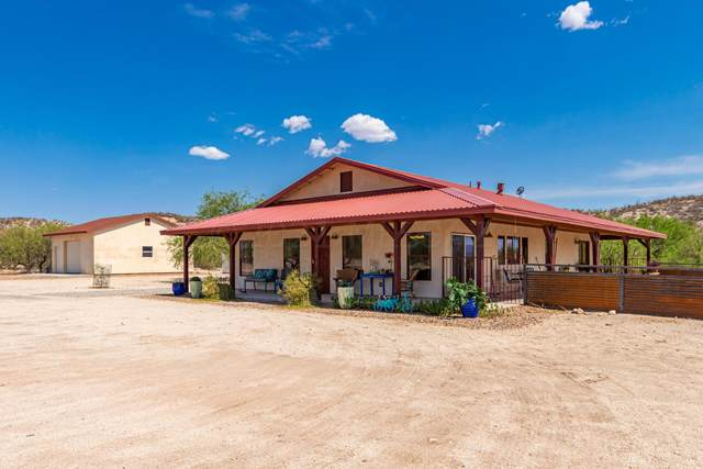 1500 N San Pedro Ranch Road, Benson, AZ 85602 (#22115842) :: Kino Abrams brokered by Tierra Antigua Realty