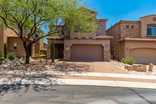 5726 N Winding Woods Place, Tucson, AZ 85718 (#22115843) :: Kino Abrams brokered by Tierra Antigua Realty
