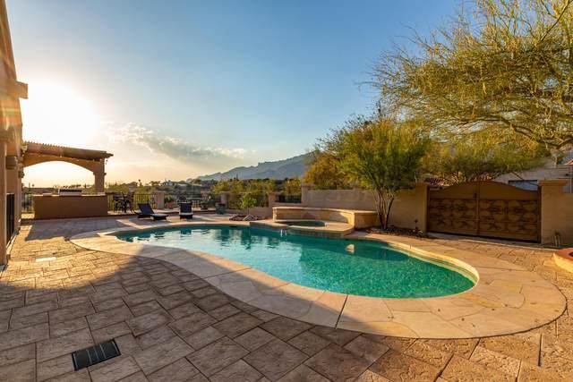 5790 E Paseo Cimarron, Tucson, AZ 85750 (#22115846) :: Keller Williams