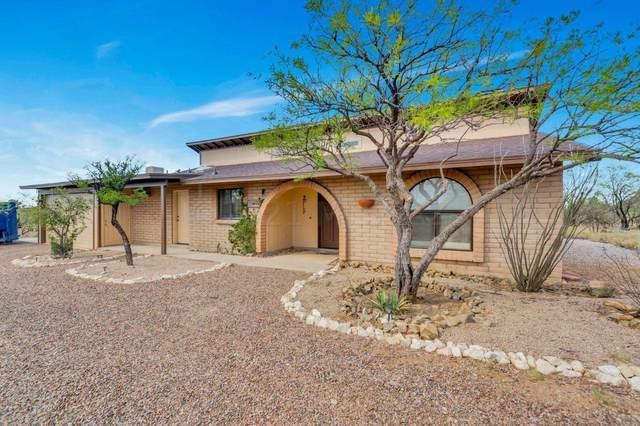 1300 N Darlene Drive, Vail, AZ 85641 (#22115865) :: The Dream Team AZ