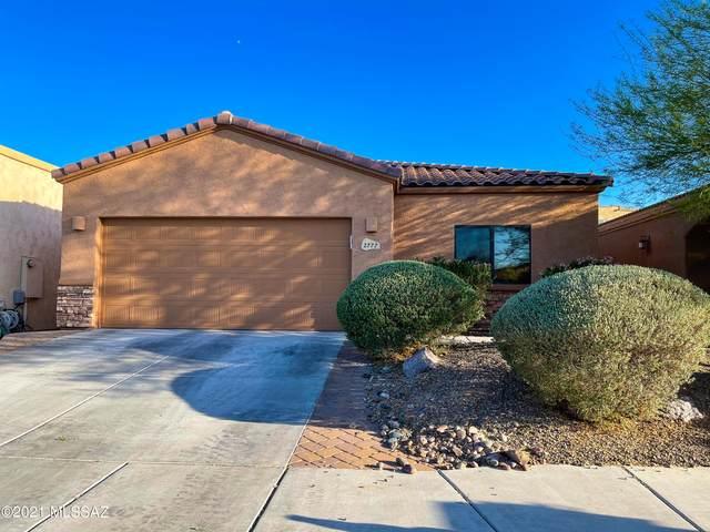 2777 N Bell Hollow Place, Tucson, AZ 85745 (#22115869) :: Keller Williams