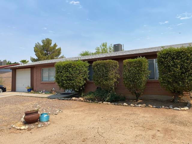 3819 E Sailboat Place, Tucson, AZ 85739 (#22115874) :: Kino Abrams brokered by Tierra Antigua Realty