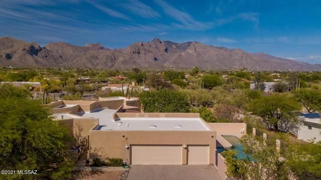 1066 E Calle De La Cabra, Tucson, AZ 85718 (#22115875) :: Kino Abrams brokered by Tierra Antigua Realty