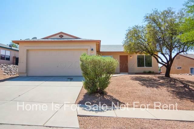 4230 S Mayberry Place, Tucson, AZ 85730 (#22115876) :: Long Realty Company
