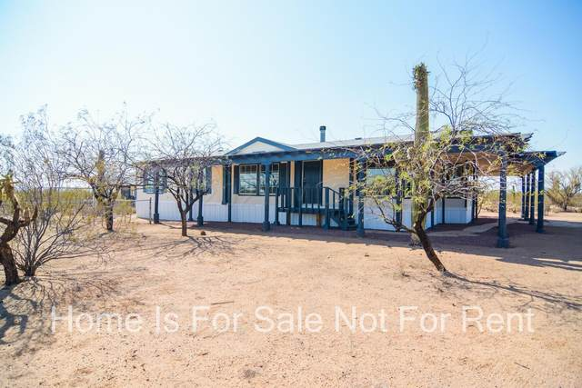 12550 W Mile Wide Road, Tucson, AZ 85743 (#22115878) :: Kino Abrams brokered by Tierra Antigua Realty
