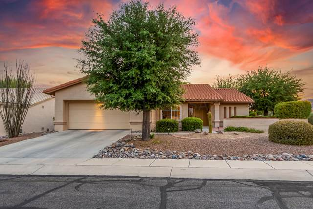 14745 N Wonderview Drive, Oro Valley, AZ 85755 (#22115884) :: The Dream Team AZ