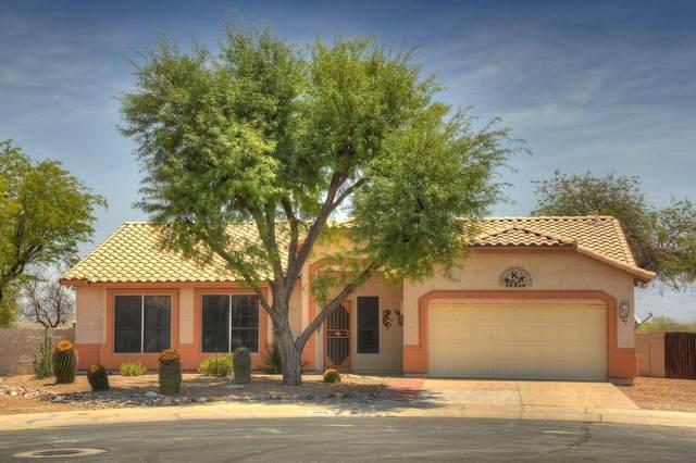9066 N Lawndale Drive, Marana, AZ 85743 (#22115885) :: Kino Abrams brokered by Tierra Antigua Realty