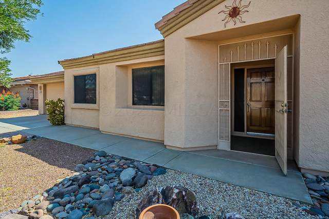 106 N Bellhaven Drive, Green Valley, AZ 85614 (#22115886) :: Kino Abrams brokered by Tierra Antigua Realty
