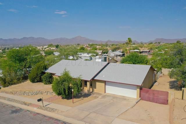 7741 N Eunice Street, Tucson, AZ 85741 (#22115896) :: Keller Williams