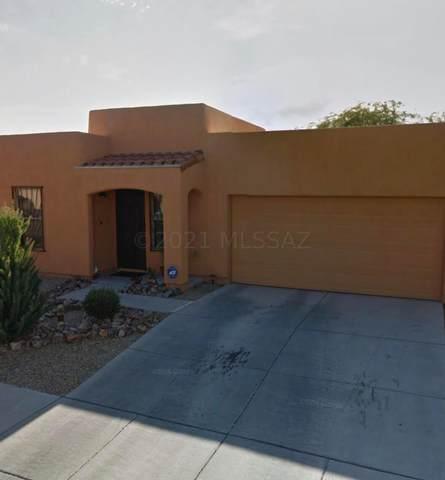 6665 S Avenida Carmencita, Tucson, AZ 85756 (#22115903) :: Kino Abrams brokered by Tierra Antigua Realty