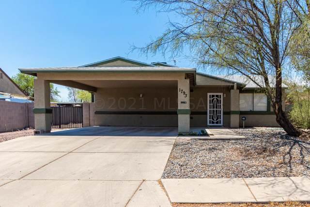 1793 W Chardonnay Drive, Tucson, AZ 85746 (#22115904) :: The Dream Team AZ