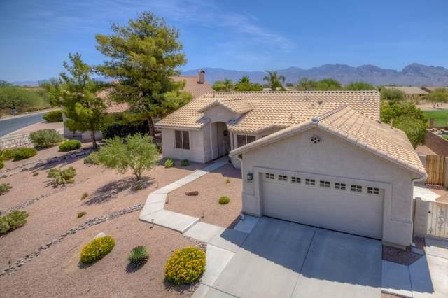 11556 N Scioto Avenue, Tucson, AZ 85737 (#22115912) :: The Dream Team AZ