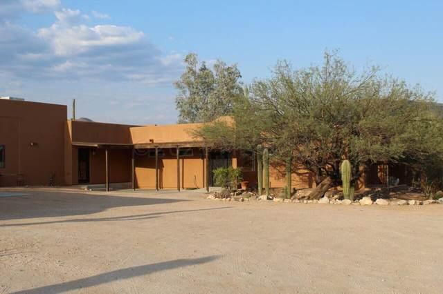 4664 N Avenida De Franelah, Tucson, AZ 85749 (#22115915) :: The Dream Team AZ