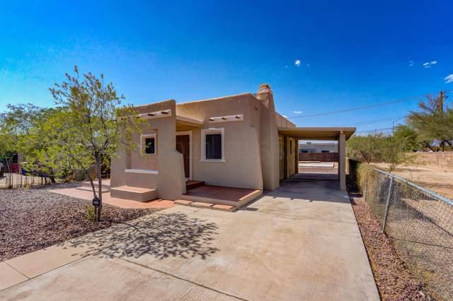 1827 E Miles Street, Tucson, AZ 85719 (#22115916) :: Keller Williams