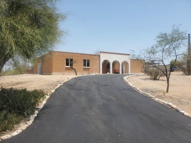 6701 N Magic Lane, Tucson, AZ 85704 (#22115917) :: The Dream Team AZ