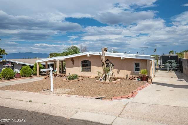 907 W 5Th Avenue, San Manuel, AZ 85631 (#22115928) :: Gateway Partners International