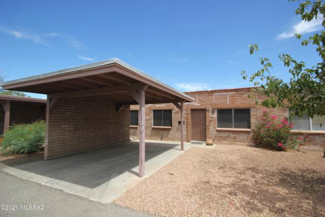 3960 E Flower Street #12, Tucson, AZ 85712 (#22115930) :: The Dream Team AZ