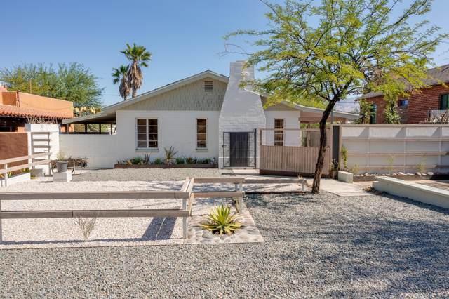 1921 E 9th Street, Tucson, AZ 85719 (#22115931) :: The Dream Team AZ
