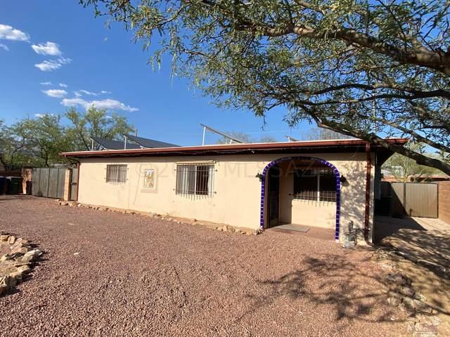 2920 N Sparkman Boulevard, Tucson, AZ 85716 (#22115933) :: The Dream Team AZ