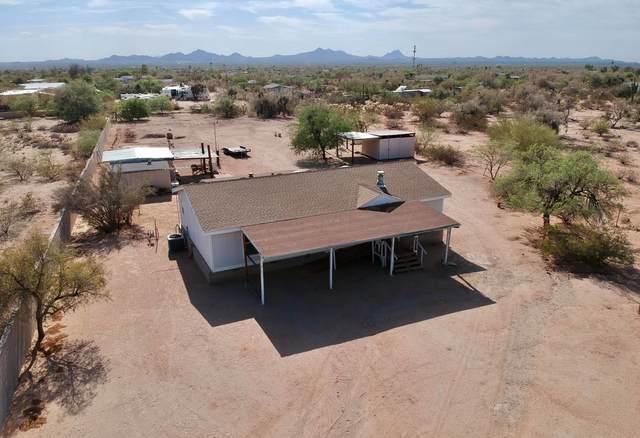 11850 W Najo Lane, Tucson, AZ 85743 (#22115940) :: Keller Williams