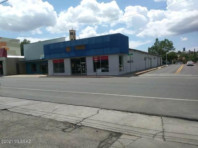 291 N Grand Avenue, Nogales, AZ 85621 (#22115946) :: The Dream Team AZ