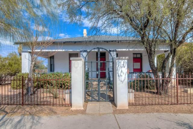 705 S 6Th Avenue, Tucson, AZ 85701 (#22115968) :: Gateway Partners International
