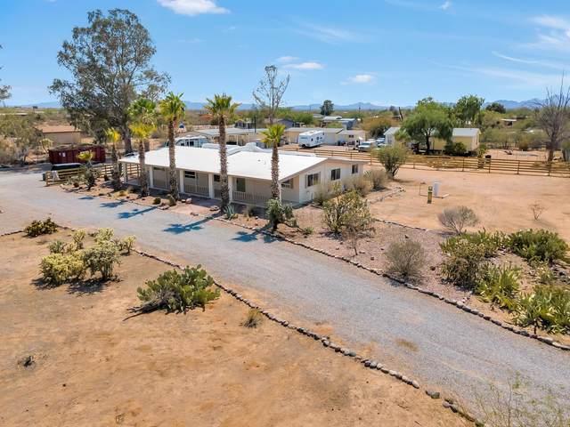 7701 N Sandario Road, Tucson, AZ 85743 (#22115977) :: Keller Williams