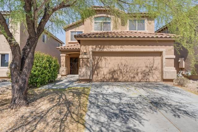 8386 S Otis Drive, Tucson, AZ 85747 (#22115982) :: Keller Williams