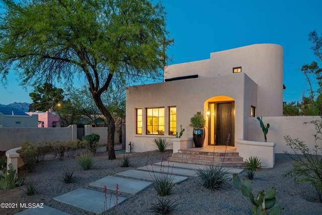 442 N Sawtelle Avenue, Tucson, AZ 85716 (#22115985) :: Keller Williams