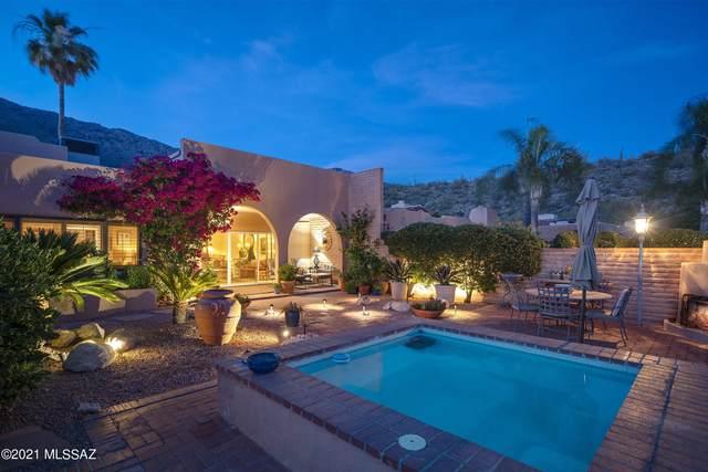 5632 E Paseo De Manzanillo, Tucson, AZ 85750 (#22116003) :: Keller Williams