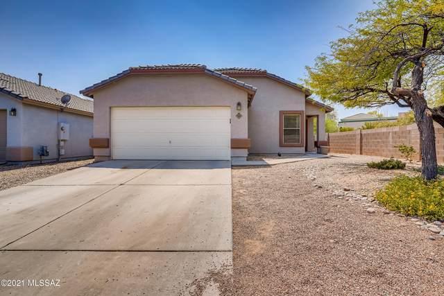 7661 N Vermeer Court, Tucson, AZ 85741 (#22116004) :: Gateway Partners International