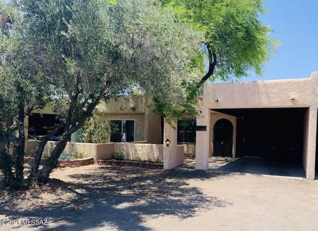 7217 E Calle Arturo, Tucson, AZ 85710 (#22116006) :: Tucson Property Executives