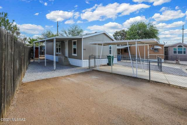 2820 W Palm Vista Street, Tucson, AZ 85705 (#22116020) :: Gateway Partners International