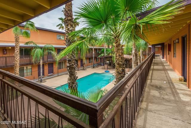 55 N Cherry Avenue #207, Tucson, AZ 85719 (#22116034) :: Tucson Real Estate Group