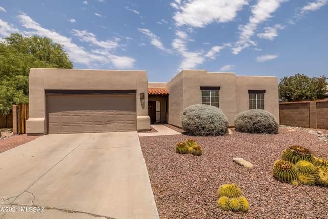 10196 N Inverrary Place, Oro Valley, AZ 85737 (#22116049) :: Gateway Partners International