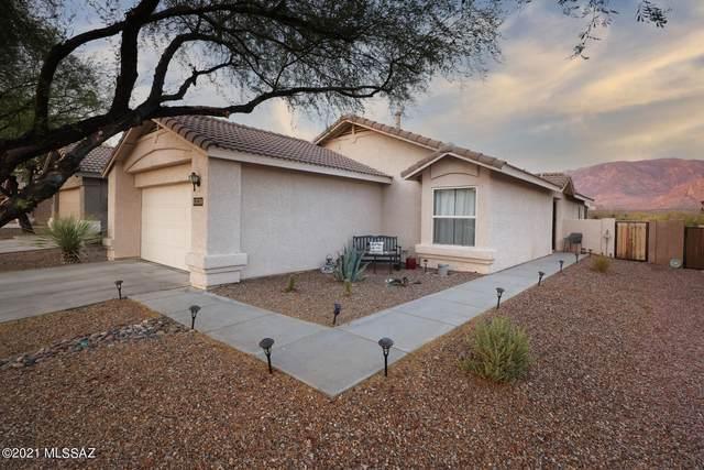 13230 N Lost Artifact Lane, Oro Valley, AZ 85755 (#22116131) :: Tucson Property Executives
