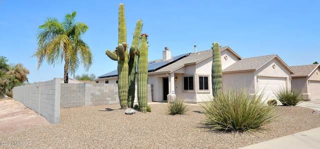 3174 S Vaughn Drive, Tucson, AZ 85730 (MLS #22116135) :: My Home Group
