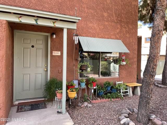 2950 N Alvernon Way #11106, Tucson, AZ 85712 (MLS #22116142) :: My Home Group