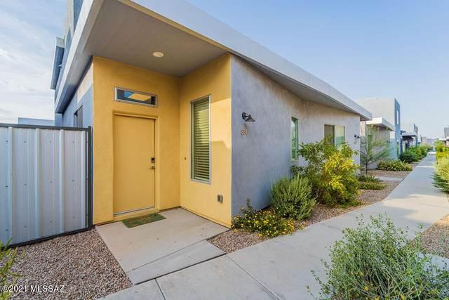 834 E Millenium Court, Tucson, AZ 85719 (#22116143) :: Gateway Partners International